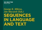 Book Review: Sequences in Language and Text (2015)