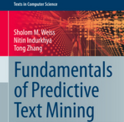 Book Review: Fundamentals of Predictive Text Mining 2nd Ed. (2015)